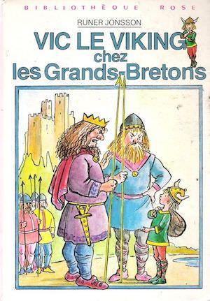 Vic le Viking chez les Grands-Bretons