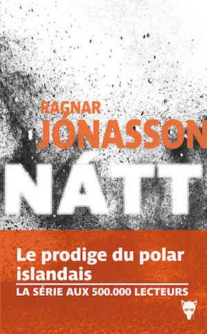 Ragnar JONASSON- Natt