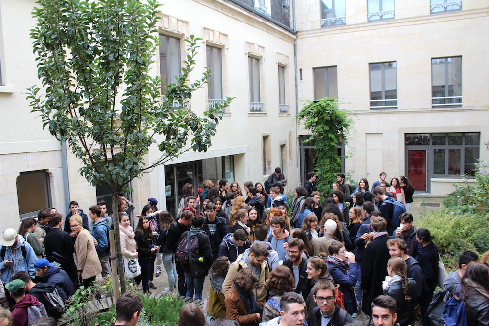 Campus Sciences Po Caen