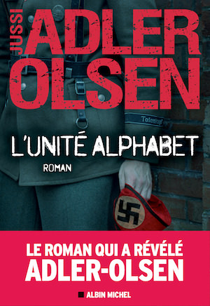 Jussi ADLER-OLSEN -unite Alphabet