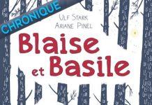 Ulf STARK et Ariane PINEL - Blaise et Basile