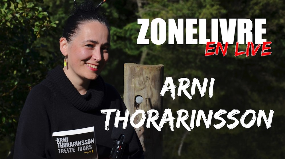 Arni Thorarinsson - youtube -