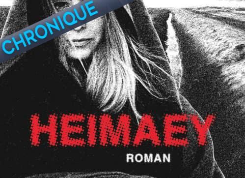 Ian MANOOK : Heimaey