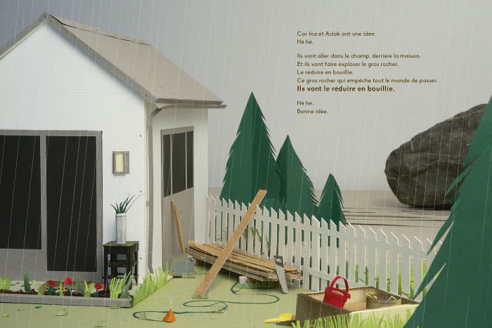 Tore RENBERG et Oyvind TORSETER - Ina et Aslak