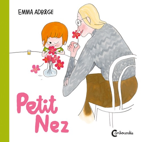 Emma ADBAGE - petit nez
