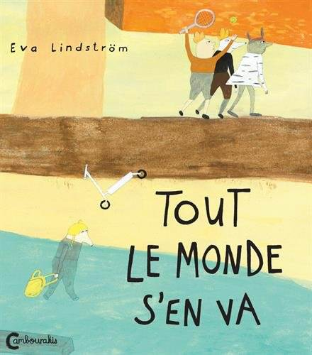 Eva LINDSTROM - Tout le monde en va