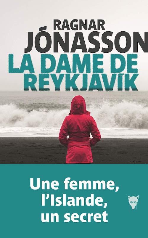 Ragnar JONASSON - Hulda - 1 - La dame de Reykjavik