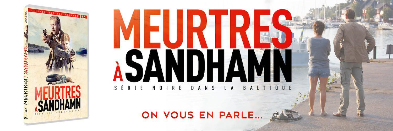 Meurtres a sandhamn - sortie DVD