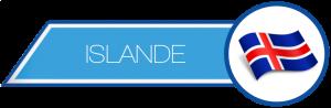 Pays Nordique ISLANDE