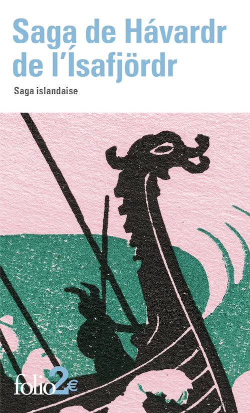 Sagas Islandaises - Saga de Havardr de Isafjord
